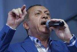"""Erdogan asegura que Países Bajos """"pagará caro"""" haber expulsado a la ministra de Familia turca"""