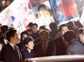 """La expresidenta de Corea del Sur asegura que """"la verdad saldrá a la luz"""""""