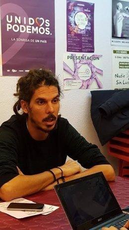 Alberto Rodríguez, Podemos