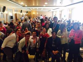 Sánchez Rubio destaca la unión del movimiento asociativo y la ayuda a la autonomía a personas con Síndrome de Down