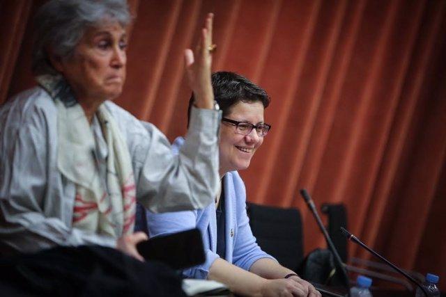 La conferencia se enmarca en el Día Internacional de la Mujer