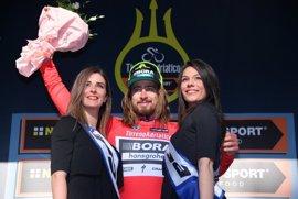 Sagan gana su segunda etapa en la Tirreno-Adriático, que sigue liderando Quintana