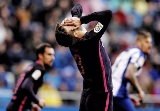 Gerard Piqué Barcelona Deportivo