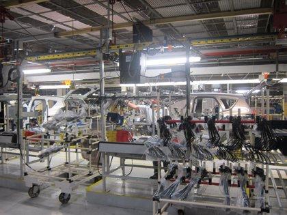 Aragón, quinta CC.AA. con mayor volumen de producción de vehículos en 2016