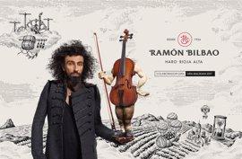 Ramón Bilbao acompaña al violinista Ara Malikian en su gira por España