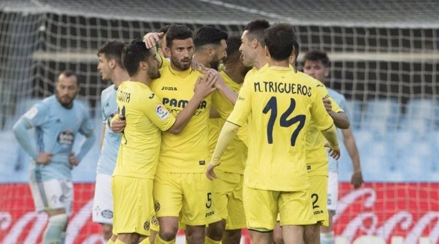 El Villarreal supera al Celta