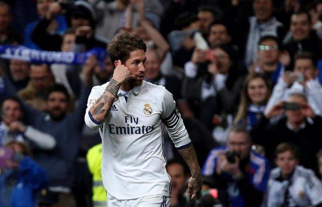 Ramos devuelve el liderato al Real Madrid