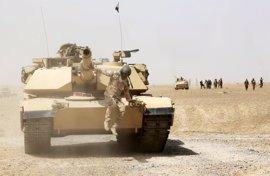 Dos militares iraquíes muertos en un ataque del Estado Islámico en Anbar
