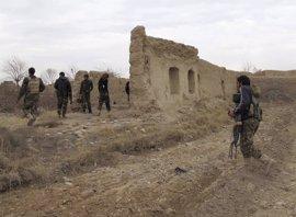 Afganistán anuncia la muerte de 31 supuestos talibán en operaciones en la capital de Helmand