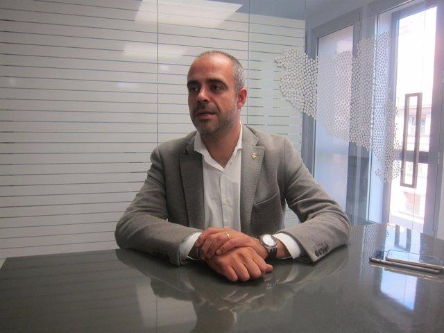 El presidente de la ACM, Miquel Buch.