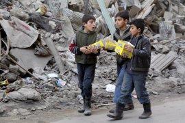 UNICEF define 2016 como el peor año para los niños en Siria