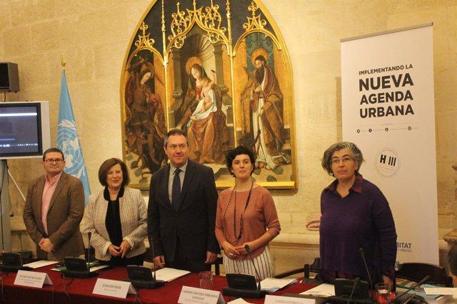 María José Sánchez Rubio interviene ante expertos de la ONU