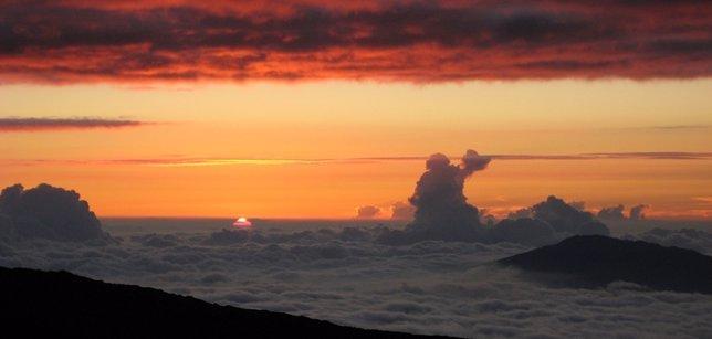 Cima del Mauna Loa
