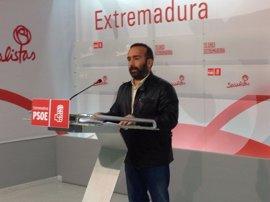 """El PSOE extremeño destaca la """"normalidad"""" y """"transparencia"""" de las elecciones al campo"""