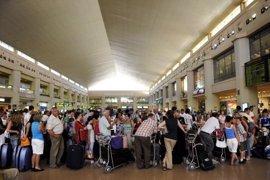 Los aeropuertos de Andalucía registran casi 2,7 millones de pasajeros hasta febrero, un 13,3% más que en 2016