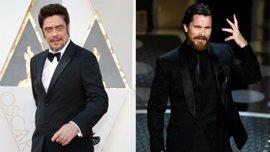 Christian Bale y Benicio del Toro, las últimas víctimas de la tijera de Terrence Malick