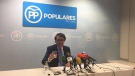 """Mañueco aboga por un partido más """"transparente y abierto'"""