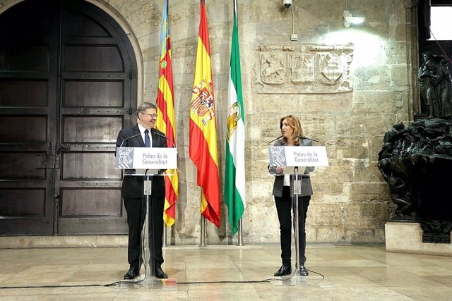 Puig y Díaz en una imagen de archivo