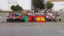 La Junta de Extremadura organiza encuentros con escolares de Alentejo y Centro de Portugal con Europa como protagonista