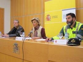 Unos 10.000 coches serán controlados esta semana en Extremadura en una nueva campaña de vigilancia del cinturón