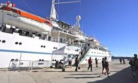El Puerto de Tarragona promociona sus cruceros en la feria estadounidense Seatrade Cruise Global