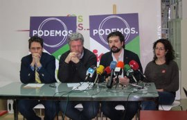 Unidos Podemos lleva al Congreso la petición de que se paralice la mina de uranio en Retortillo (Salamanca)
