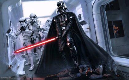 Star Wars revelará el misterioso origen del sable rojo de Darth Vader
