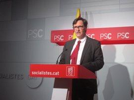"""AV.- El PSC tras la sentencia del 9N: No respetar al TC """"acarrea sus consecuencias"""""""