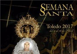 Miguel Ángel Olmos, nombrado Nazareno de Honor de la Semana Santa de Toledo