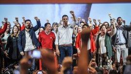 El equipo de Pedro Sánchez insiste en que sale a ganar las primarias: el vencedor es el que tiene que integrar
