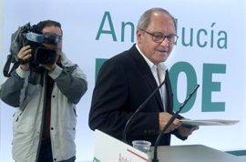 """PSOE-A asegura primarias """"con todas las garantías"""" donde cada militante apoye a quien vea """"oportuno"""""""