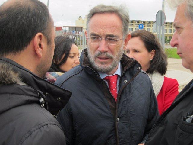 Felipe López en Córdoba