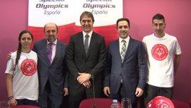 """Lopetegui espera que su nombramiento como embajador de Special Olympics sirva de """"eco"""" en el mundo del deporte"""