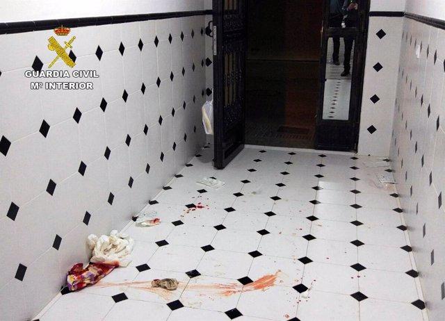 Guardia Civil frustra el homicidio de una persona en San Pedro del Pinatar