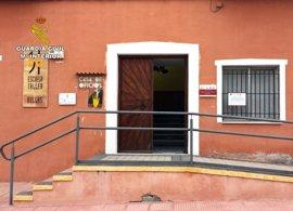 Guardia Civil detiene a tres personas por robos en instalaciones municipales de Bullas
