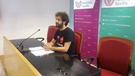 """Participa Sevilla condiciona su abstención al presupuesto a un """"gesto contundente"""" por la sentencia del TSJA"""