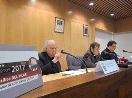 La Seo y El Pilar retoman los conciertos de órgano para acercar la música sacra a los ciudadanos