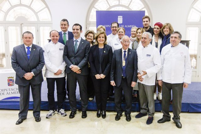 La Asociación 'De Buena Mesa' reconoce el apoyo a la gastronomía.