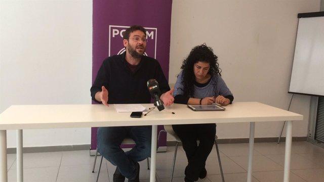 Albano-Dante Fachin, Ruth Moreta (Podem)