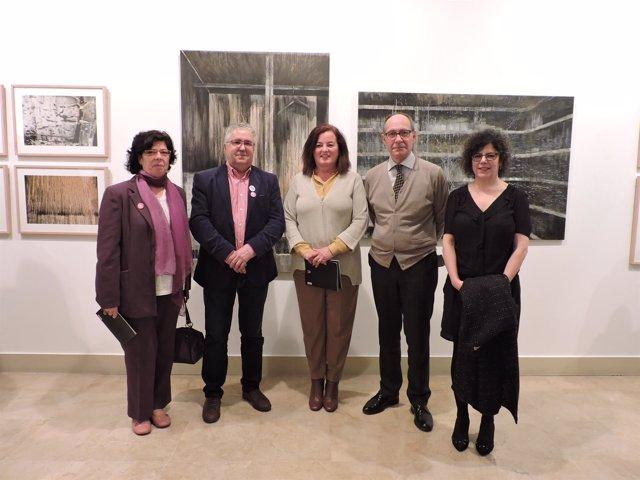 Exposición Vanitas, En La Casa De La Provincia De La Diputación