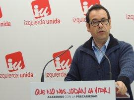 """IU-CLM presenta 11 enmiendas a un presupuesto que demuestra """"pocas ganas de trabajar"""""""
