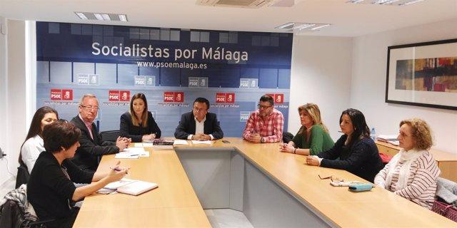 Heredia (PSOE) reunión con camareras de piso y sindicatos