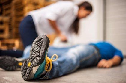 Los infartos y derrames cerebrales son la primera causa de muerte por accidente laboral