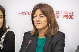 """Mendia llama a la oposición a colaborar porque no puede """"frenar la ola"""" para transformar Euskadi"""