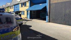Sucesos.- Dos detenidos 'in fraganti' cuando robaban leche en una nave del polígono 'Parsi' de Sevilla