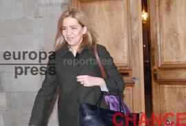 La Infanta Cristina no recurrirá su juicio