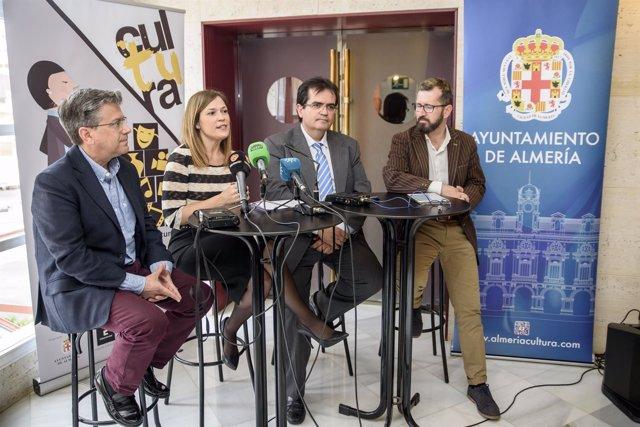 La Diputación participa en unas jornadas de Responsabilidad Social Cultural.