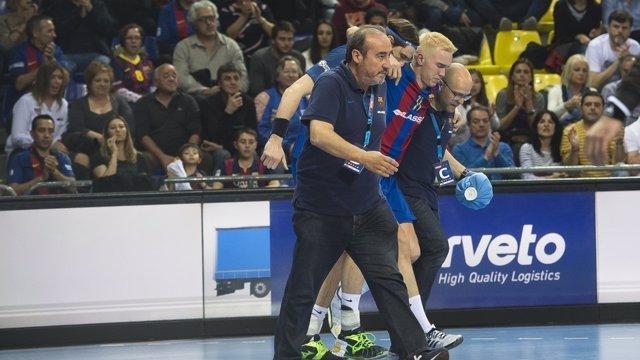 Lasse Andersson Barcelona Lassa balonmano