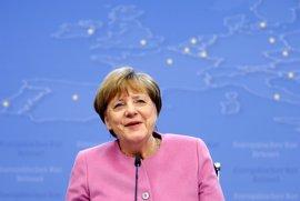 El temporal en EEUU obliga a aplazar el encuentro entre Trump y Merkel