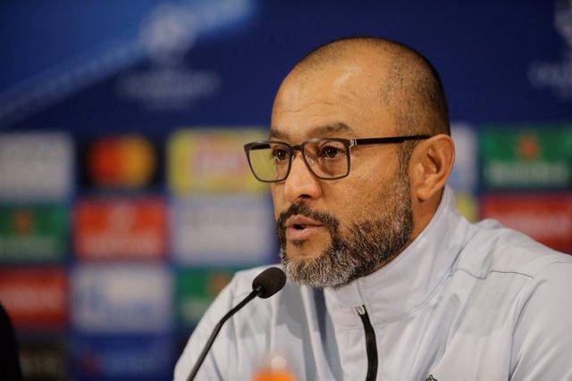 Nuno Espirito Santo, entrenador del Oporto